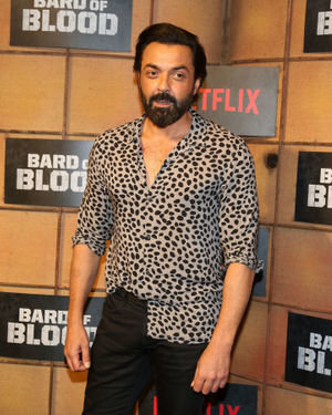 Bobby Deol - Photos: Screening Of Netflix's Bard Of Blood At Pvr Phoenix