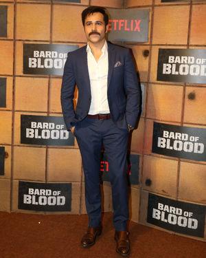 Emraan Hashmi - Photos: Screening Of Netflix's Bard Of Blood At Pvr Phoenix | Picture 1686136