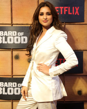 Parineeti Chopra - Photos: Screening Of Netflix's Bard Of Blood At Pvr Phoenix