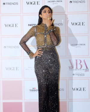Shilpa Shetty - Photos: Celebs At Vogue Beauty Awards 2019   Picture 1686968