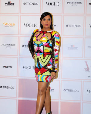 Richa Chadda - Photos: Celebs At Vogue Beauty Awards 2019