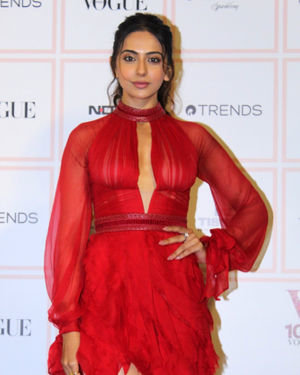 Rakul Preet Singh - Photos: Celebs At Vogue Beauty Awards 2019