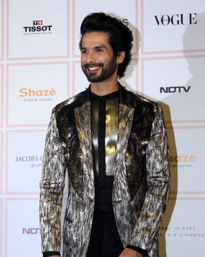 Shahid Kapoor - Photos: Celebs At Vogue Beauty Awards 2019