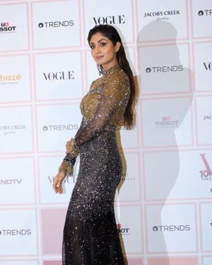 Shilpa Shetty - Photos: Celebs At Vogue Beauty Awards 2019   Picture 1686964