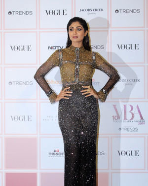 Shilpa Shetty - Photos: Celebs At Vogue Beauty Awards 2019   Picture 1686966