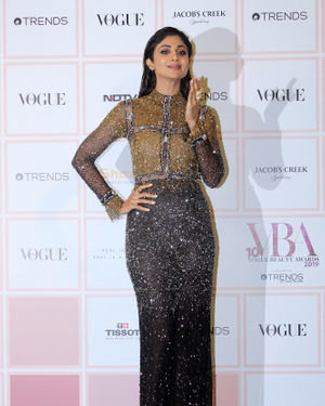 Shilpa Shetty - Photos: Celebs At Vogue Beauty Awards 2019   Picture 1686967
