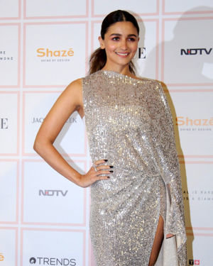 Alia Bhatt - Photos: Celebs At Vogue Beauty Awards 2019
