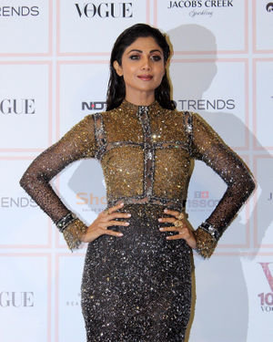Shilpa Shetty - Photos: Celebs At Vogue Beauty Awards 2019