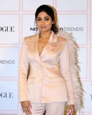 Shamita Shetty - Photos: Celebs At Vogue Beauty Awards 2019