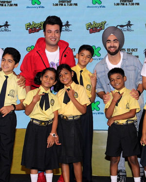 Photos: Launch Of Fukrey Boyzzz