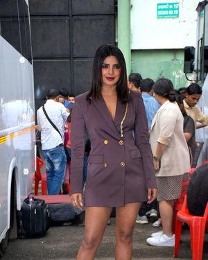 Priyanka Chopra - Photos: Promotion Of Film Sky Is Pink At Filmcity In Goregaon   Picture 1686648