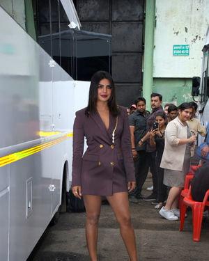 Priyanka Chopra - Photos: Promotion Of Film Sky Is Pink At Filmcity In Goregaon   Picture 1686646