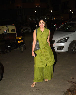 Shamita Shetty - Photos: Celebs Spotted At Kromakay Salon In Juhu | Picture 1687038