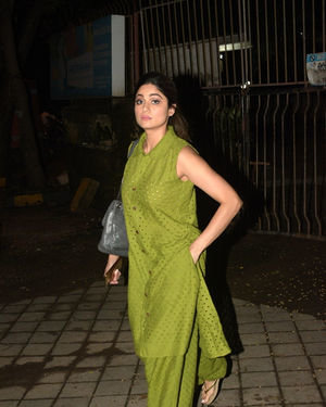 Shamita Shetty - Photos: Celebs Spotted At Kromakay Salon In Juhu | Picture 1687036