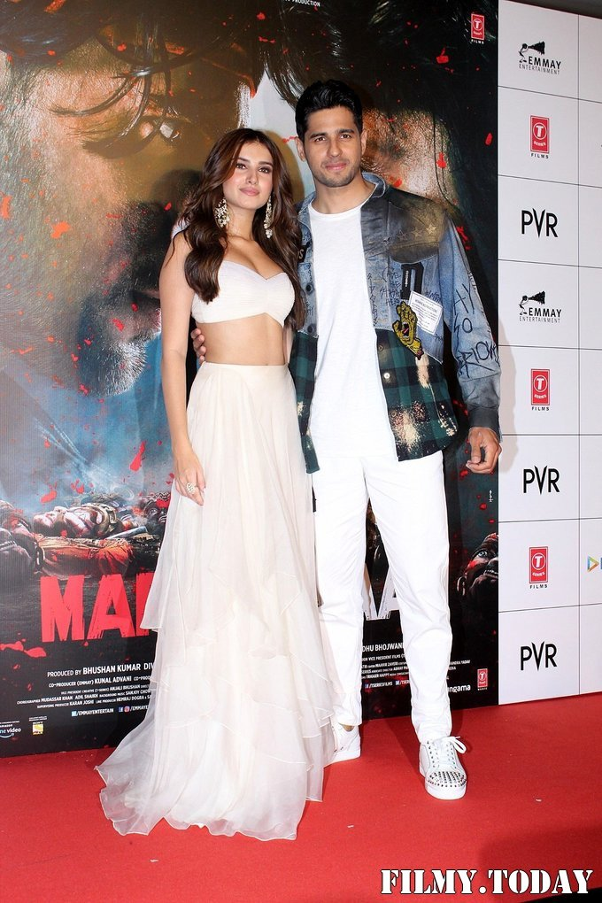 Photos: Trailer Launch Of Film Marjaavaan | Picture 1687277