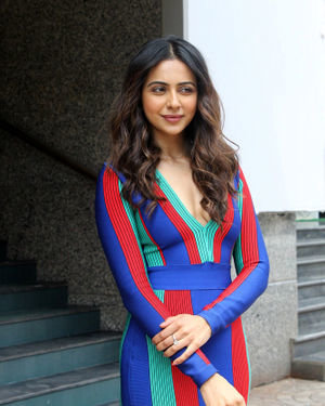 Rakul Preet Singh - Photos: Trailer Launch Of Film Marjaavaan