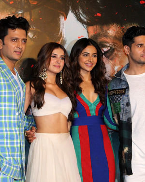 Photos: Trailer Launch Of Film Marjaavaan | Picture 1687289