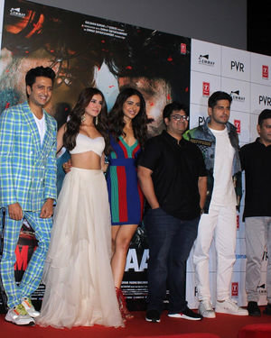 Photos: Trailer Launch Of Film Marjaavaan | Picture 1687270
