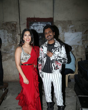 Photos: Nawazuddin And Sunny Leone Spotted At Film City For Promotional Song Shooting | Picture 1687387
