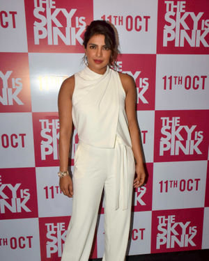 Priyanka Chopra - Photos: The Sky Is Pink Party At Escobar Bandra