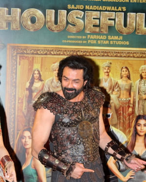 Bobby Deol - Photos: Trailer Launch Of Film Housefull 4 | Picture 1687507
