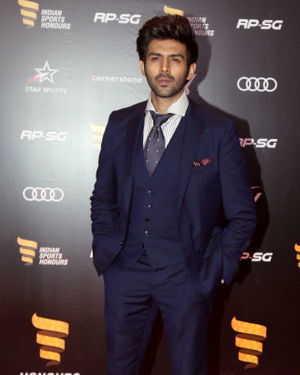 Kartik Aaryan - Photos: Indian Sports Honours Awards 2019
