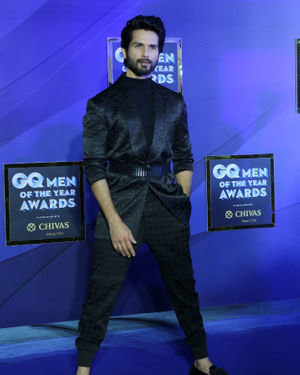 Shahid Kapoor - Photos: Celebs At GQ Men Of The Year Awards 2019