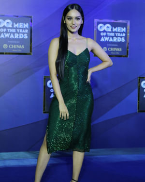 Manushi Chhillar - Photos: Celebs At GQ Men Of The Year Awards 2019
