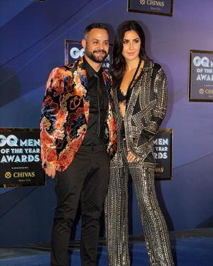 Photos: Celebs At GQ Men Of The Year Awards 2019