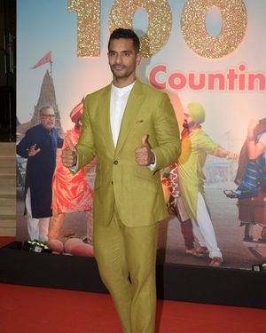 Angad Bedi - Photos: Success Party Of Film Dream Girl At Ekta Kapoor's House