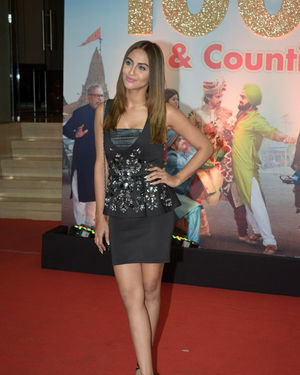 Krystal D'Souza - Photos: Success Party Of Film Dream Girl At Ekta Kapoor's House | Picture 1688290