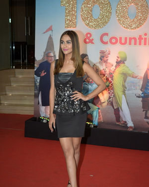 Krystal D'Souza - Photos: Success Party Of Film Dream Girl At Ekta Kapoor's House | Picture 1688289