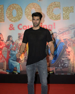 Aditya Roy Kapur - Photos: Success Party Of Film Dream Girl At Ekta Kapoor's House