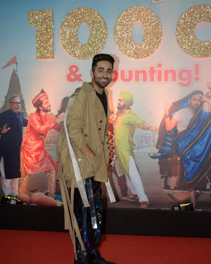 Ayushmann Khurrana - Photos: Success Party Of Film Dream Girl At Ekta Kapoor's House | Picture 1688306