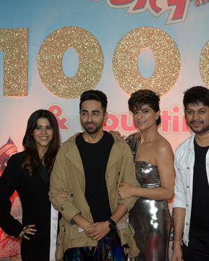 Photos: Success Party Of Film Dream Girl At Ekta Kapoor's House | Picture 1688302