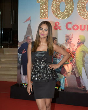 Krystal D'Souza - Photos: Success Party Of Film Dream Girl At Ekta Kapoor's House