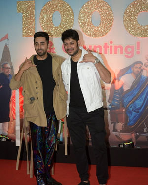 Photos: Success Party Of Film Dream Girl At Ekta Kapoor's House | Picture 1688303