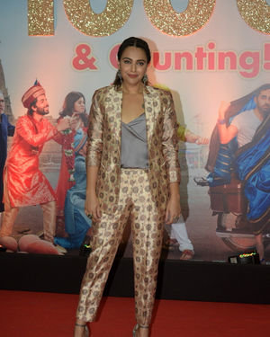 Swara Bhaskar - Photos: Success Party Of Film Dream Girl At Ekta Kapoor's House