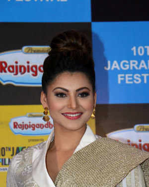 Urvashi Rautela - Photos: Jagran Film Festival Awards 2019 At Jw Marriot