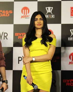 Adah Sharma - Photos: Trailer Launch Of Film Bypass Road | Picture 1688527