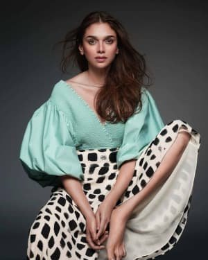 Aditi Rao Hydari For Femina India 2020 Photoshoot