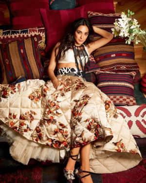 Kiara Advani For Cosmopolitan India 2020 Photoshoot | Picture 1729599