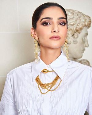 Photos: Sonam Kapoor For Maison Valentino Show In Paris