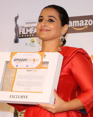 Vidya Balan - Photos: Amazon Filmfare Awards 2020 Press Conference At Juhu