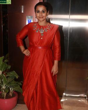 Vidya Balan - Photos: Amazon Filmfare Awards 2020 Press Conference At Juhu   Picture 1718825