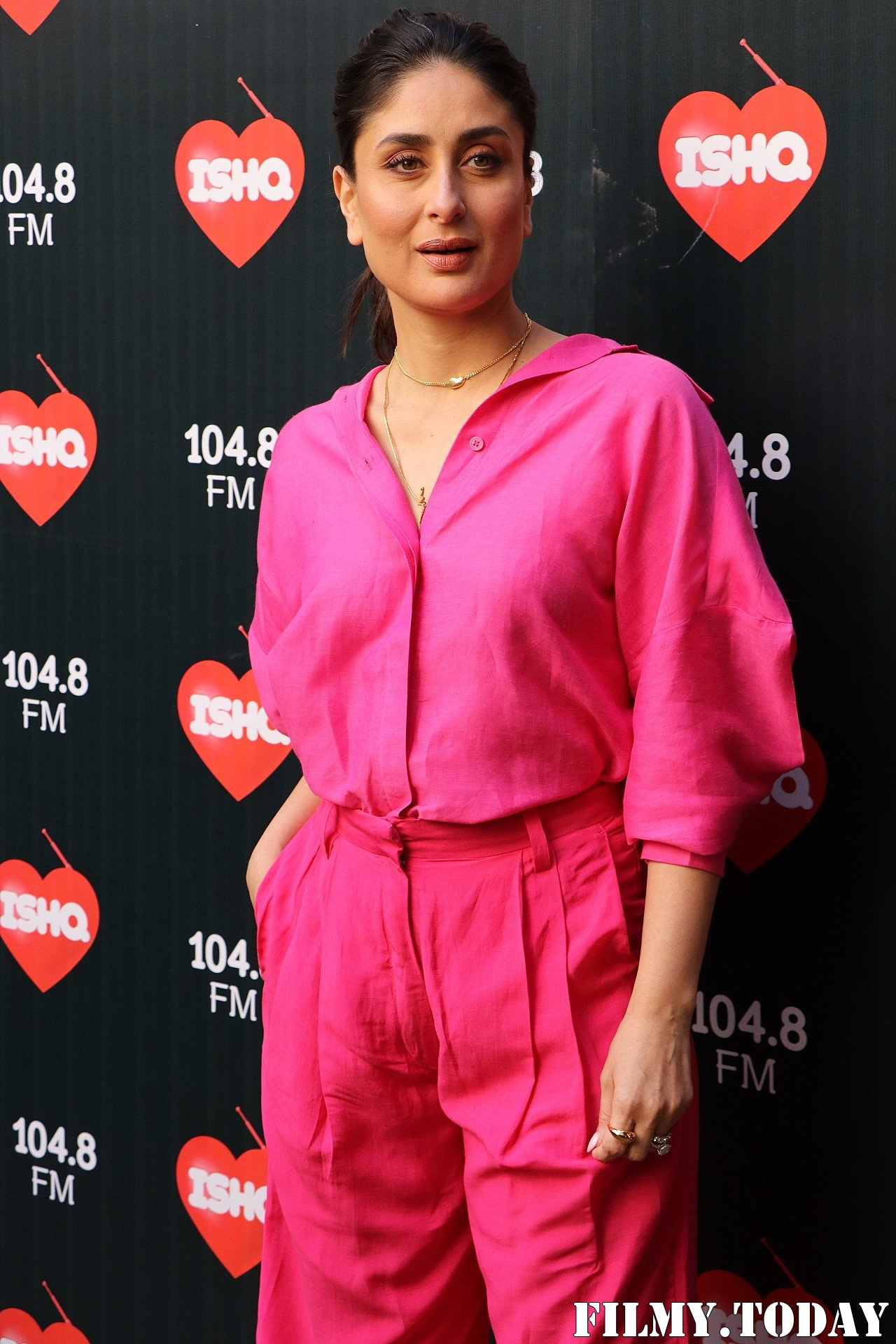 Kareena Kapoor - Photos: Celebs At Recording Of What Women Want At Mehboob Studio   Picture 1718884