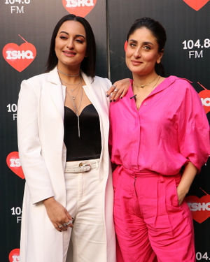 Photos: Celebs At Recording Of What Women Want At Mehboob Studio