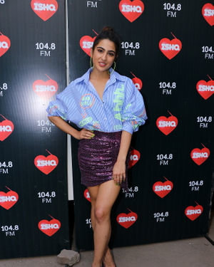 Sara Ali Khan - Photos: Celebs At Recording Of What Women Want At Mehboob Studio | Picture 1718893