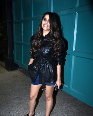 Sai Tamhankar - Photos: Maddock Films New Office Party At Santacruz