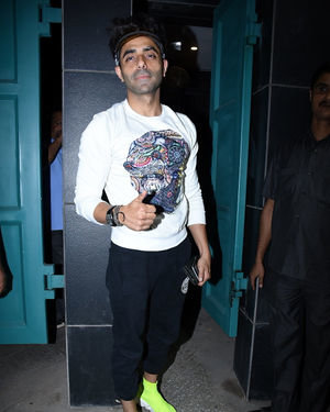 Aparshakti Khurana - Photos: Maddock Films New Office Party At Santacruz